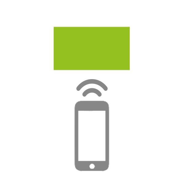 Icon zu einfache Konfiguration