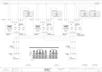 E-Plan - ESL Zeichnung